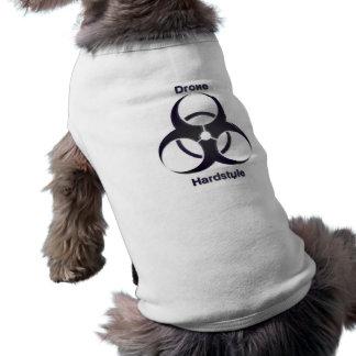 Drone Hardstyle Dog Cloth Shirt