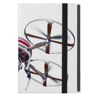 Drone quadrocopter cover for iPad mini