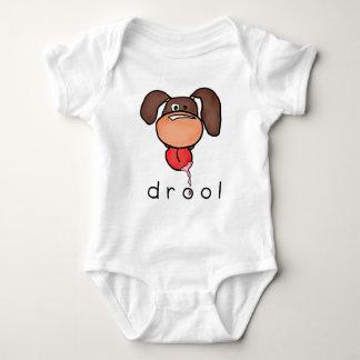 drool baby bodysuit