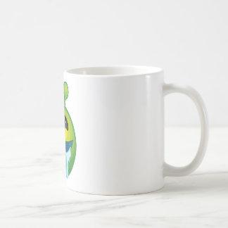Drooling alien coffee mugs