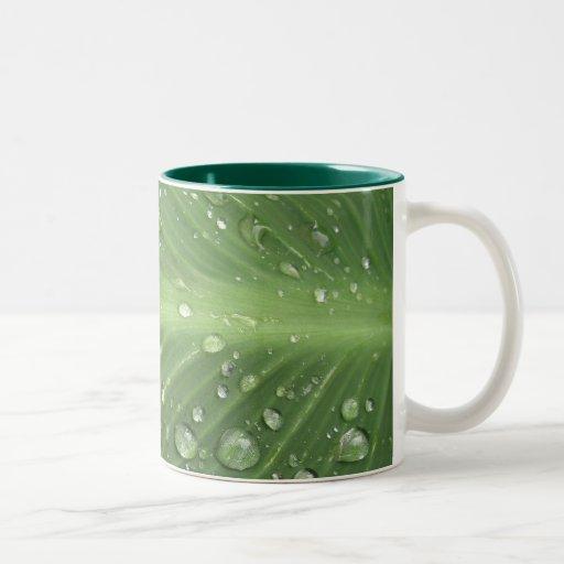 Drop by Drop Coffee Mug