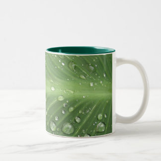 Drop by Drop Two-Tone Mug
