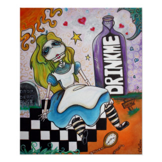 Drop Dead Alice Poster