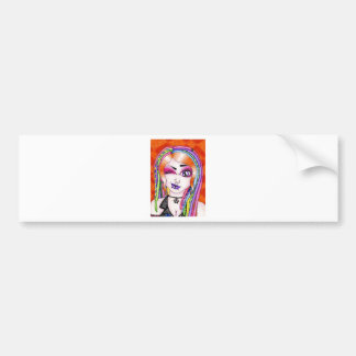 Drop Dread Gorgeous Bumper Sticker