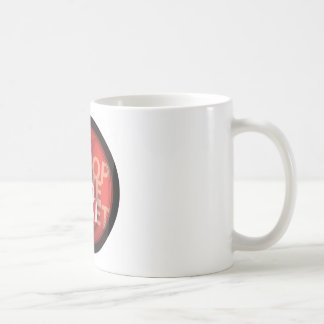Drop in the Bucket Basic White Mug