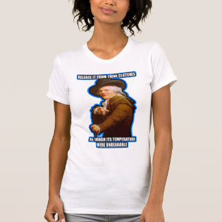 Drop It Like It s Hot Ducreux Archaic Rap Shirt
