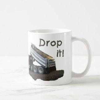 Drop It! Mugs