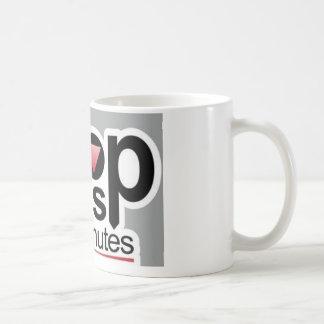 Drop Sizes in 10 Minutes Coffee Mug