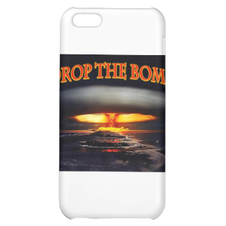 Drop the Bomb.jpg Cover For iPhone 5C