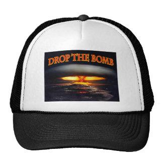 Drop the Bomb.jpg Hats