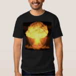 Drop the bomb t-shirts