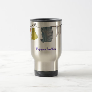 drop your load travel mug