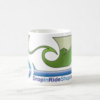 DropInRideShop Logo Mug