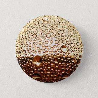 Drops 6 Cm Round Badge