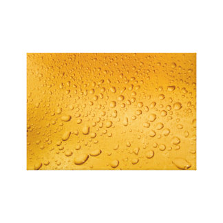 Drops Gallery Wrapped Canvas