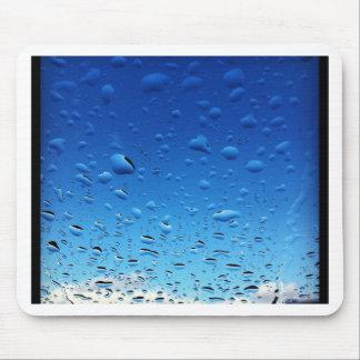 Drops of Rain Mousepad