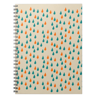 Drops / Photo Notebook (80 Pages B&W)