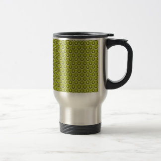 drops stainless steel travel mug