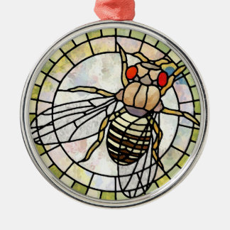 Drosophila Christmas Ornament