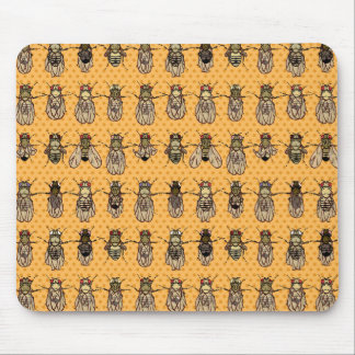 Drosophila Fruit Fly Genetics - mutants - Tangerin Mouse Mat
