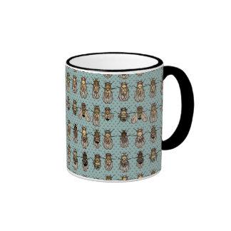 Drosophila mutants ringer mug