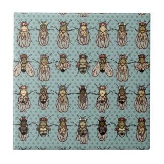 Drosophila mutants tile