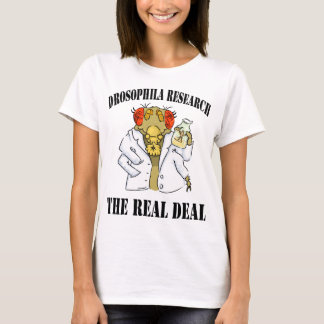 Drosophila Research T-Shirt