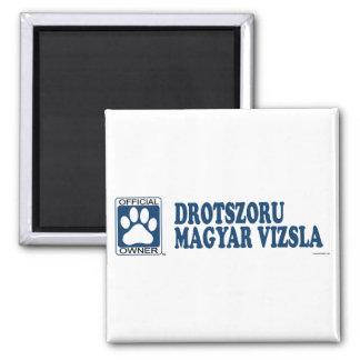 Drotszoru Magyar Vizsla Blue Magnet