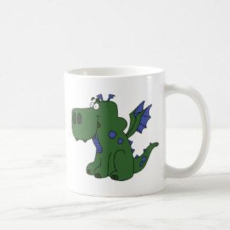 Drover the baby dragon basic white mug