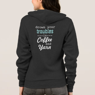 Drown Your Troubles Hoodie