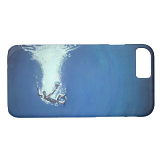 Drowning Man By John Fermin iPhone 8/7 Case