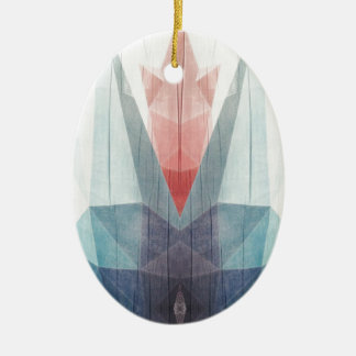 Drowning Tulip Christmas Ornament