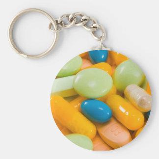 Drugs Key Ring