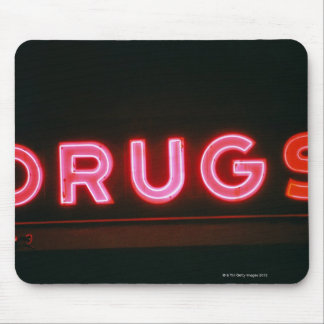 Drugs Mouse Pad