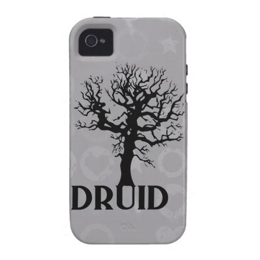 Druid Case-Mate iPhone 4 Covers