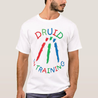 Druid in Training T-Shirt