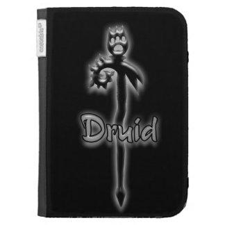 druid stave kindle case