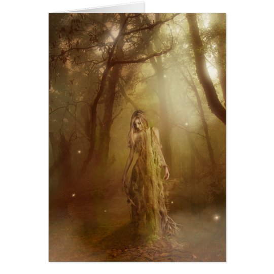 druidism card