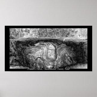 Druid's Altar Poster