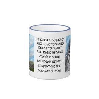 Druid's Prayer Ringer Mug