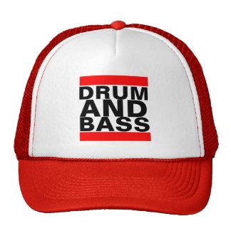 Drum and Bass Cap