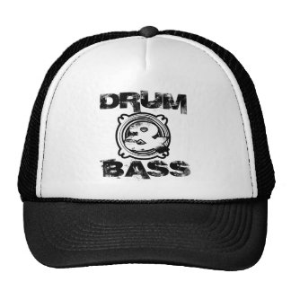 Drum and Bass Subwoofer Cap
