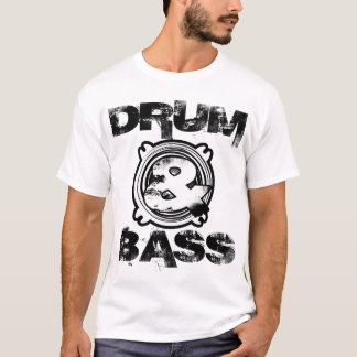 Drum and Bass Subwoofer T-Shirt