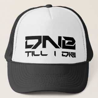 Drum and Bass Till I Die Trucker Hat
