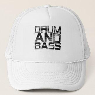 Drum and Bass Trucker Hat