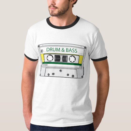 Drum & Bass Mix Tape T-Shirt