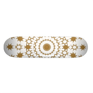 Drum Circle Skate Board Deck