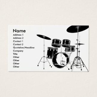 drum_edge business card