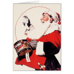 Drum for Tommy Greeting Card