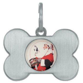 Drum for Tommy Pet Tag